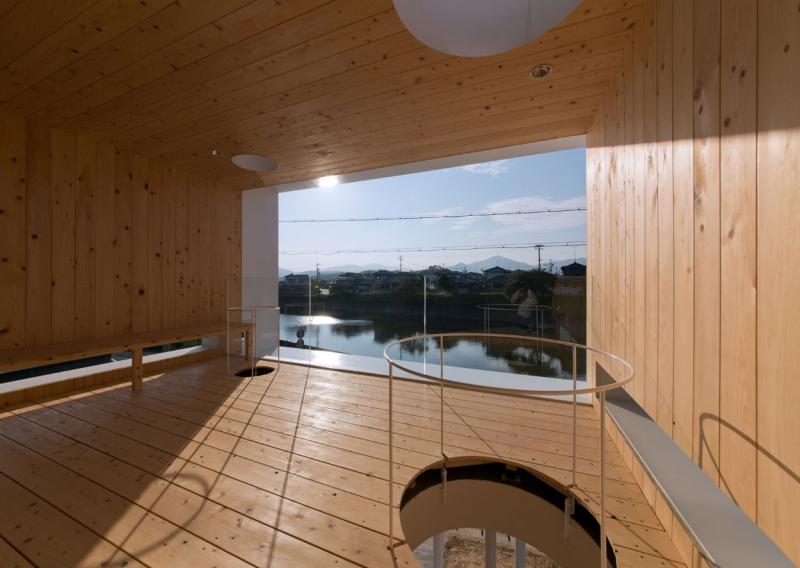 建築家:宇佐見 寛「『まどにわ』〜風・光・緑・景色が楽しめる住まい〜」