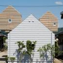 平屋と小屋