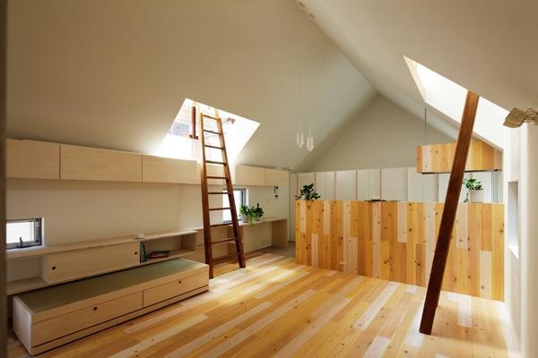 建築家:宇佐見 寛「『ソラニワ』〜ソラにつながり、ソラへ向かう住宅〜」
