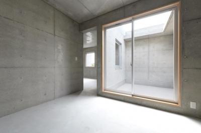 犬山の家 (寝室)