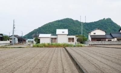 外観|3つの屋根