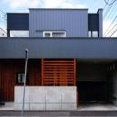 國澤 利光の住宅事例「『The OG House』〜大きな高窓がある家〜」