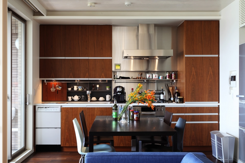 N邸の部屋 キッチン