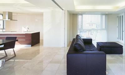 『Sレジデンス』〜シンプルさと回遊性を重視した賃貸併用住宅〜