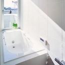賃貸部 明るい浴室