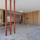 井口 哲一の住宅事例「風景に住む  −小諸のK-House」