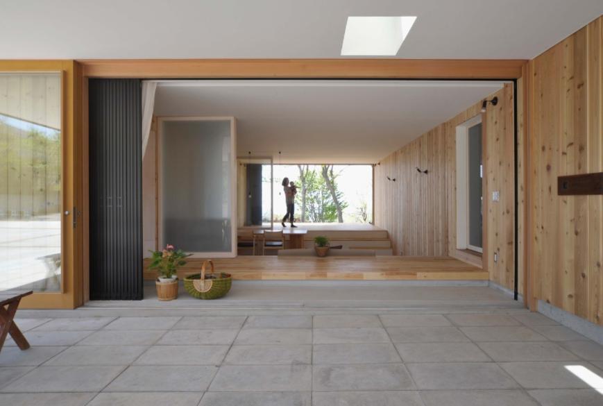 建築家:井口 哲一「風景に住む  −小諸のK-House」