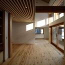 鳥潟 宏一の住宅事例「『横手の家』〜自然素材たっぷりの和風住宅〜」