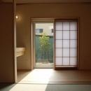 1階客間の和室