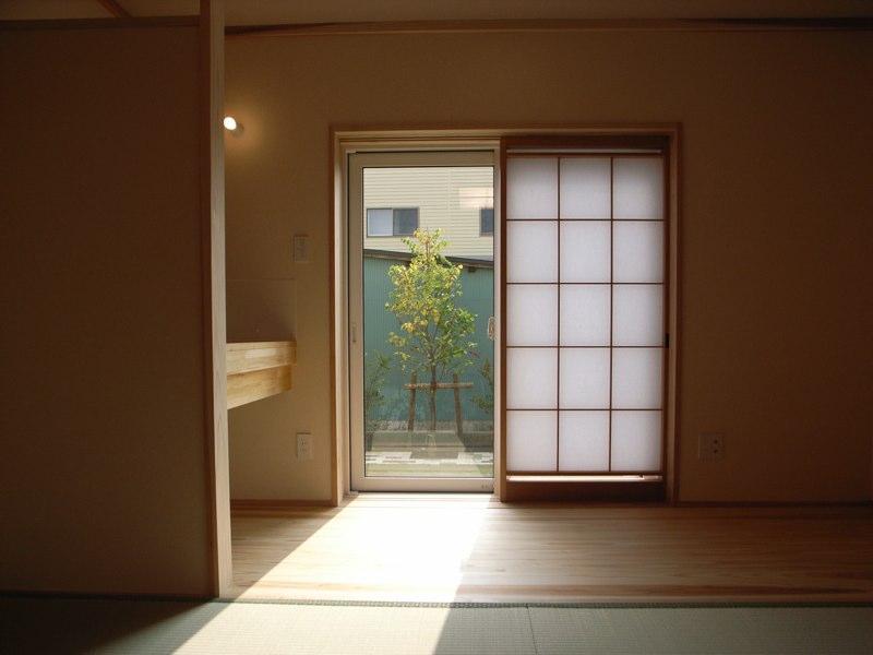 鳥潟 宏一「『上町の家』〜格子戸で囲まれた温かな住まい〜」