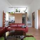 水谷 哲大の住宅事例「『wing』〜翼のような曲線屋根の家〜」