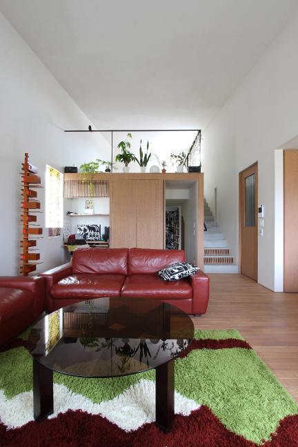 建築家:水谷 哲大「『wing』〜翼のような曲線屋根の家〜」