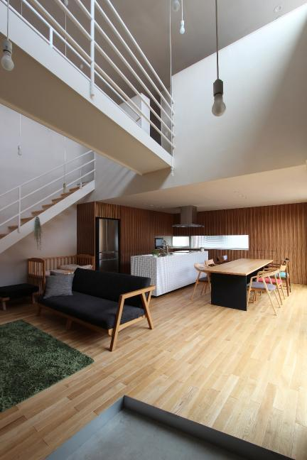 建築家:水谷 哲大「『hoshizora』〜ヒカリとアカリが楽しめる家〜」