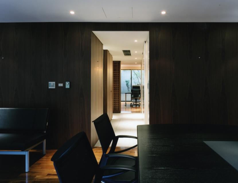 O邸の部屋 居室