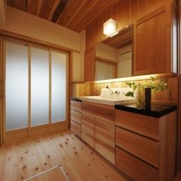 『光陰の家』〜自然素材にこだわった和モダンの家〜