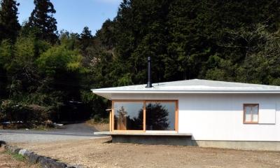 池田町の平屋
