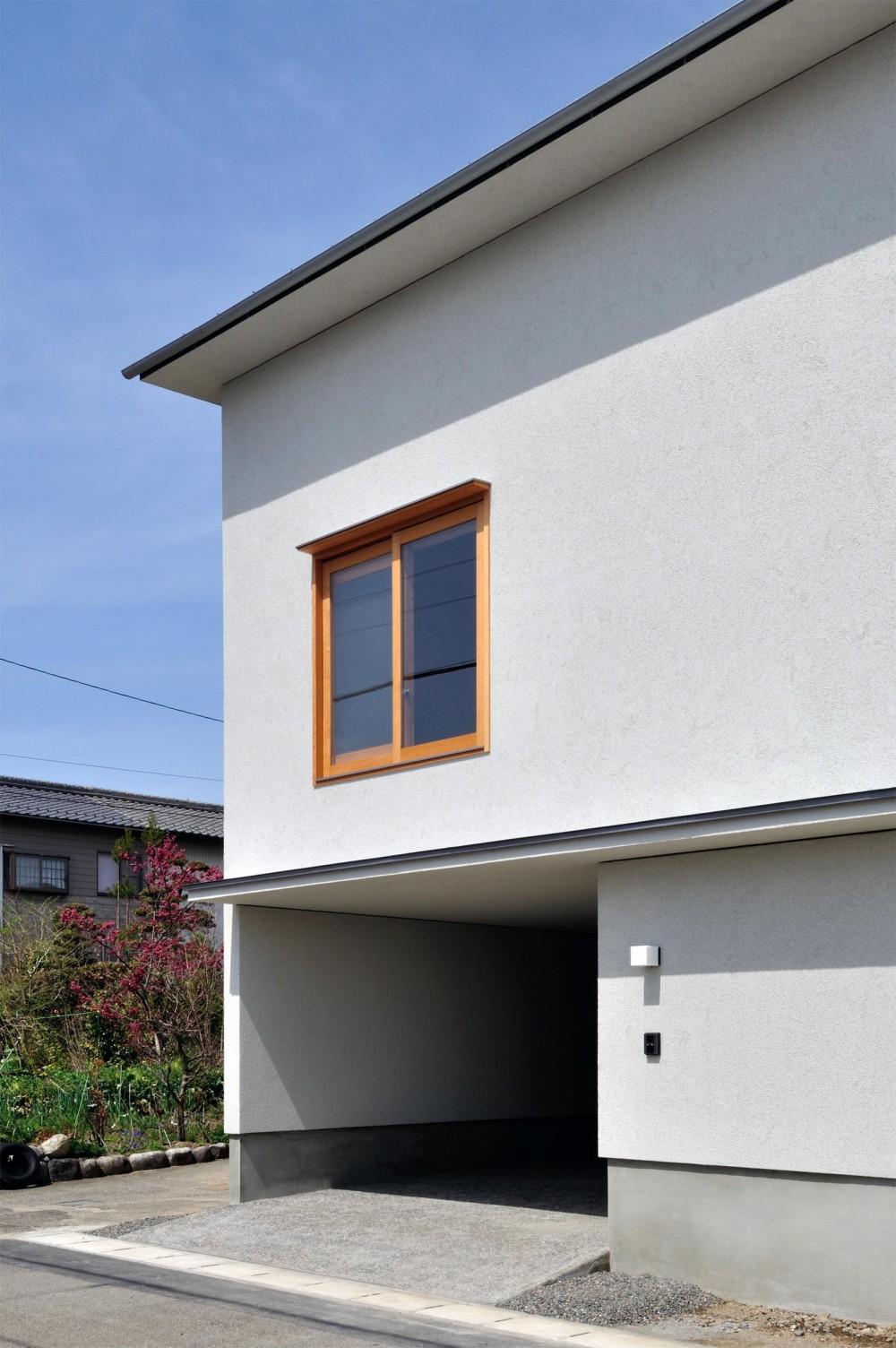 柳瀬の家 (外観1)