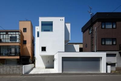 House K (外観)