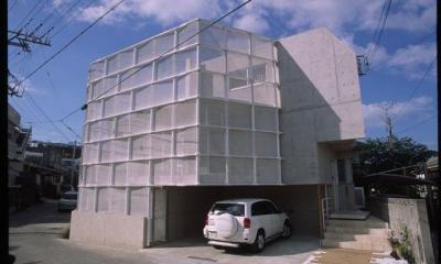 沖縄敵スクリーンハウス