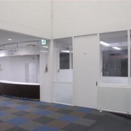 『前沢図書館改修』〜落ち着く空間づくり〜 (図書館ホール-2)