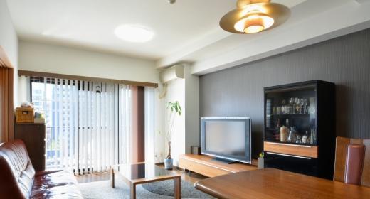 建築家:志賀 隆行「Y邸・自分好みにカスタマイズするマンションリフォーム」