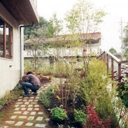 建築家 井村正和の事例「『月が丘の住宅』〜荒々しくも柔らかな佇まいの住宅〜」
