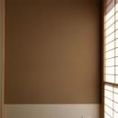 和室・温かみを与える壁