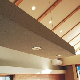 『南加木屋の住宅』〜シルエットの美しい木造2階建住宅〜 (製作ペンダントライト)