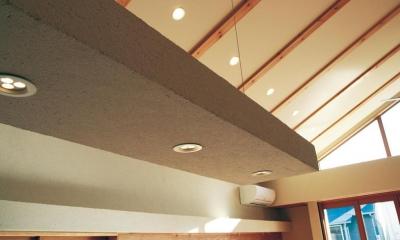 製作ペンダントライト|『南加木屋の住宅』〜シルエットの美しい木造2階建住宅〜