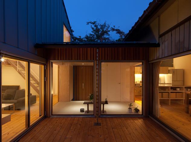 建築家:中井基博「『クラノイエ』〜遊び心あるウッディな家〜」