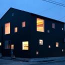 中井基博の住宅事例「『マドノイエ』~たくさんの窓がアクセント!光の集まる戸建リノベ~」