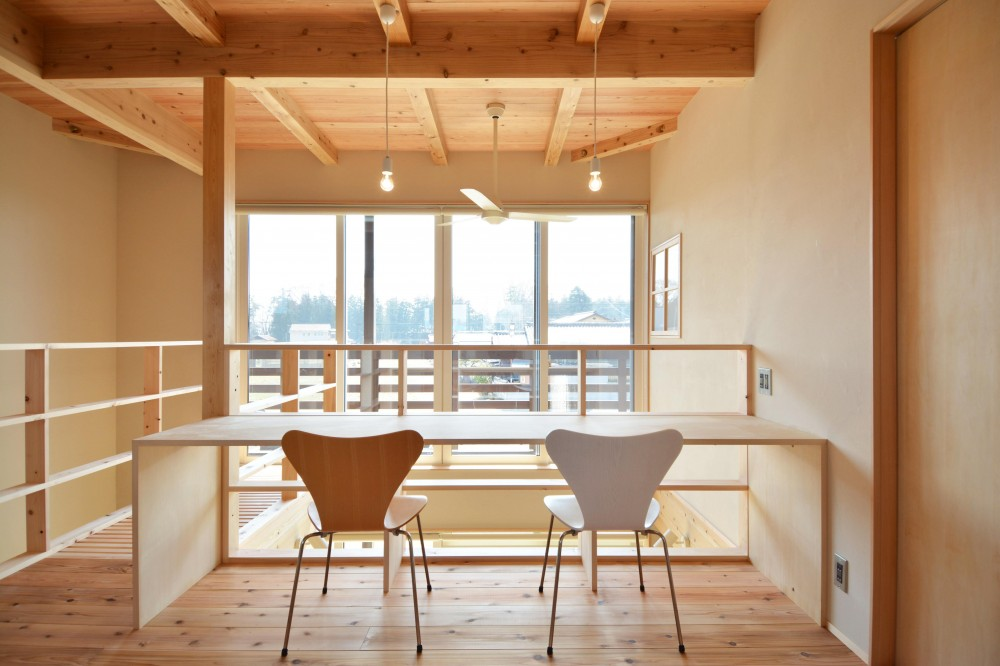 世良田の家 (家族の部屋)