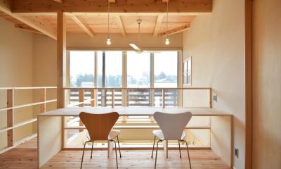 世良田の家