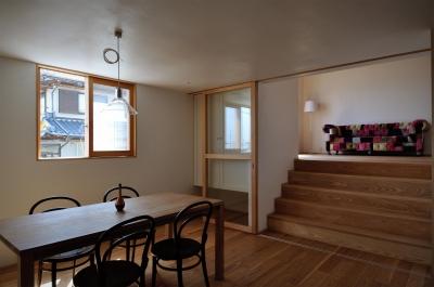 柳瀬の家 (ダイニング)