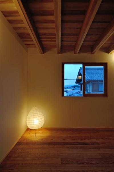 寝室 (柳瀬の家)