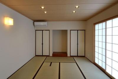 和室 (茶房のいえ)