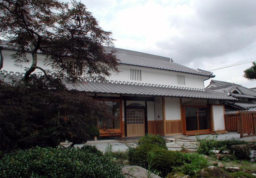 建築家:古田 充「「古民家再生の家」築150年の古民家の再生」