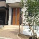 エビスガーデンの住宅事例「アプローチ施工事例集」