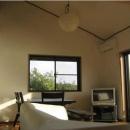 山本 健司の住宅事例「海の見えるウッディな住まい」