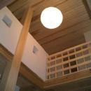 山本 健司の住宅事例「木目美しい温かな住まい」