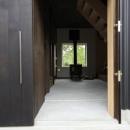 『HDFの家』〜雑木林と語らう家〜の写真 薪ストーブ・ピクチャーウィンドウを見る