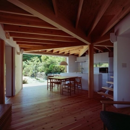 『塩河の家』〜里山の風景と暮らす家〜