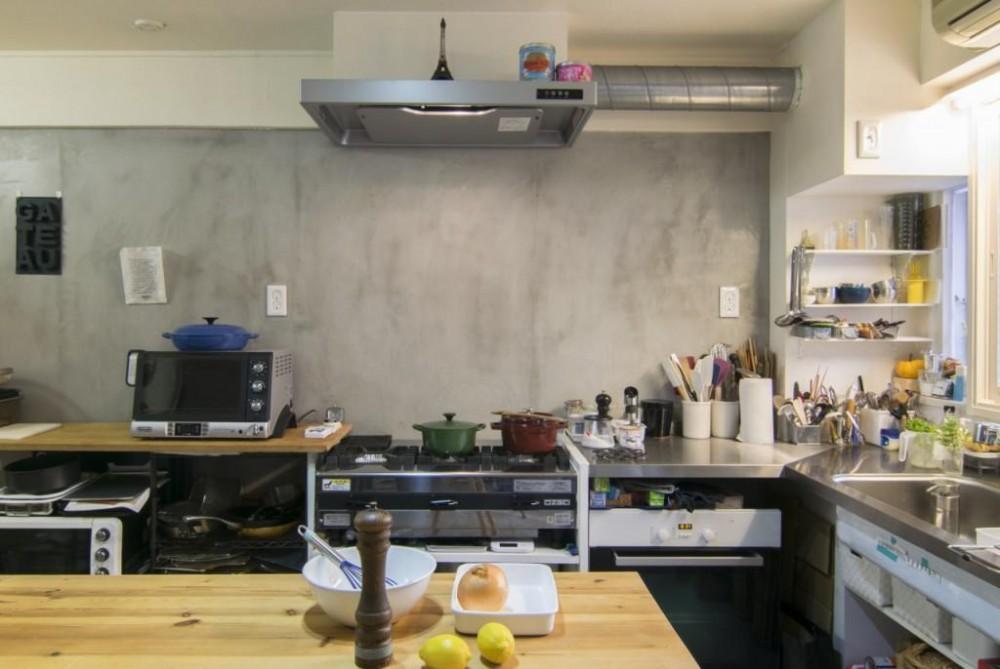 キッチン (L'atelier de la Cuisine W)
