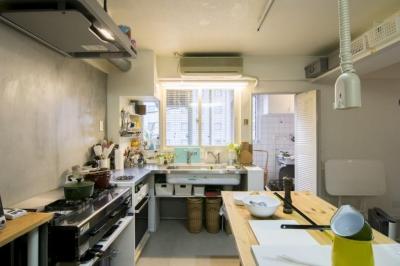 L'atelier de la Cuisine W (キッチン)