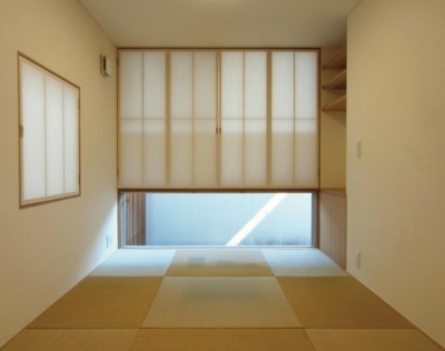 和室 (中井の家)