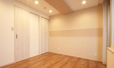 上質感を追求したこだわりの住空間 (洋室2)