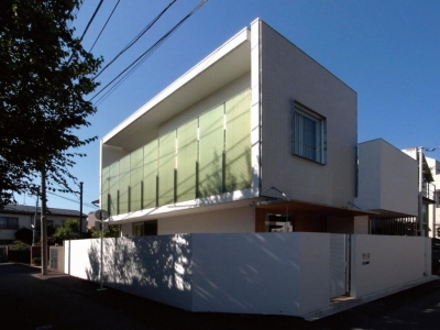 中井の家 (外観)