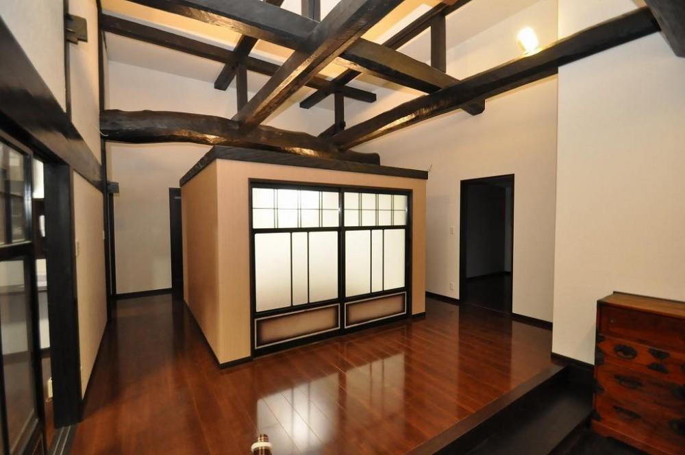 建築家:木川伸一「古民家リフォーム」