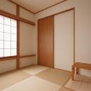 仕事部屋・茶室にも使える和室