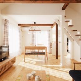 リノベーション・リフォーム会社 スタイル工房の住宅事例「T邸・一番気持ちの良い場所をLDKへ」